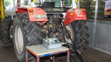 flückiger Landtechnik - Werkstatt