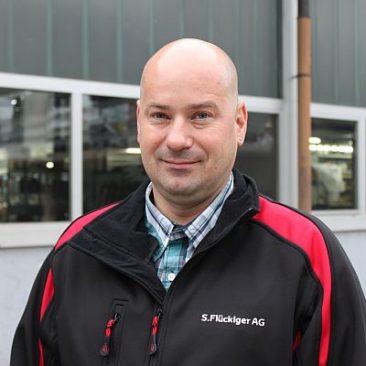 flückiger Landtechnik - Team Landtechnik - Bernhard Maurer